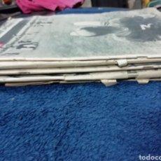 Coleccionismo de Revista Destino: LOTE DE REVISTAS. Lote 219912653