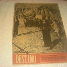 Coleccionismo de Revista Destino: DESTINO N. 579 , SEPTIEMBRE 1948 . BERLIN , PLAZA DE POSTDAM. Lote 226466475