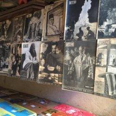 Coleccionismo de Revista Destino: ANTIGUO LOTE DE 16 REVISTA / REVISTAS DESTINO AÑO 1958 VARIAS PORTADAS Y TEMAS DISTINTOS VARIOS AÑOS. Lote 228063715