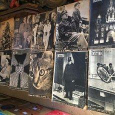 Coleccionismo de Revista Destino: ANTIGUO LOTE DE 16 REVISTA / REVISTAS DESTINO AÑO 1952 VARIAS PORTADAS Y TEMAS DISTINTOS VARIOS AÑOS. Lote 228063950