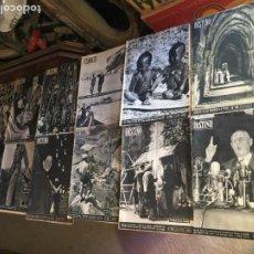 Coleccionismo de Revista Destino: ANTIGUO LOTE DE 16 REVISTA / REVISTAS DESTINO AÑO 1954 VARIAS PORTADAS TEMAS DISTINTOS VARIOS AÑOS. Lote 228064245