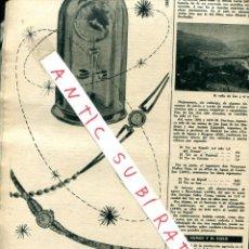 Coleccionismo de Revista Destino: 1960 MERCAT DE SANT ANTONI MARC MIR SANT SADURNI DE NOIA PICASSO JAZZ EN BARCELONA JOYERIA BAGUES. Lote 18269508