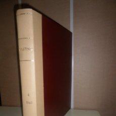 Coleccionismo de Revista Destino: DESTINO 10 NUMEROS ENCUADERNADOS - DEL Nº 1574 AL 1582 / AÑO 1967 - DISPONGO DE MAS REVISTAS. Lote 243362385
