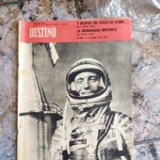 Coleccionismo de Revista Destino: DESTINO ASTRONAUTA. Lote 254259595