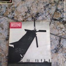 Coleccionismo de Revista Destino: GUERRA VIETNAM DESTINO. Lote 254277015