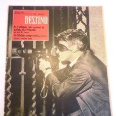 Coleccionismo de Revista Destino: REVISTA DESTINO NUM 1139. Lote 277276163