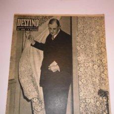 Coleccionismo de Revista Destino: REVISTA DESTINO NUM 1112. Lote 277276203