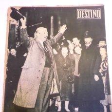 Coleccionismo de Revista Destino: REVISTA DESTINO NUM 1123. Lote 277276218