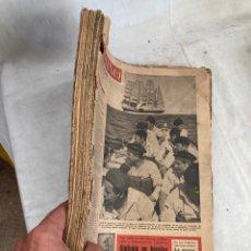 Coleccionismo de Revista Destino: LOTE REVISTAS ENCUADERNADAS DESTINO 1940. Lote 278355103