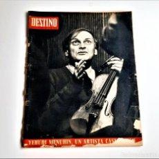 Colecionismo da Revista Destino: 1967 REVISTA DESTINO. Lote 284480578