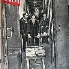 Coleccionismo de Revista Destino: REVISTA DESTINO Nº 1663, 16 DE AGOSTO DE 1969. Lote 285299918