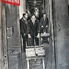 Coleccionismo de Revista Destino: REVISTA DESTINO Nº 1663, 16 DE AGOSTO DE 1969. Lote 292034203