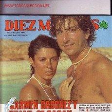 Coleccionismo de Revista Diez Minutos: DIEZ MINUTOS. Lote 495625