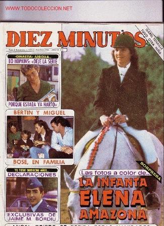 DIEZ MINUTOS (Coleccionismo - Revistas y Periódicos Modernos (a partir de 1.940) - Revista Diez Minutos)