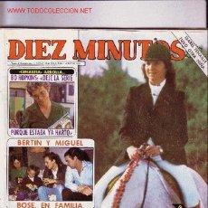 Coleccionismo de Revista Diez Minutos: DIEZ MINUTOS. Lote 510660