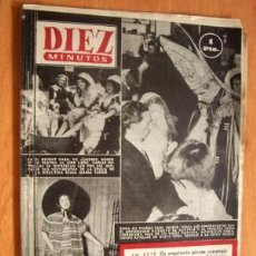 Coleccionismo de Revista Diez Minutos: DIEZ MINUTOS Nº 101 - 2 AGOSTO 1953. Lote 17215158