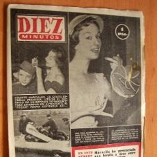 Coleccionismo de Revista Diez Minutos: DIEZ MINUTOS Nº 144 - 30 MAYO 1954. Lote 17338598