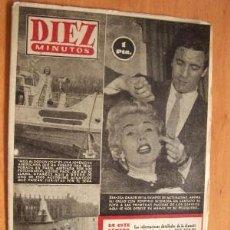 Coleccionismo de Revista Diez Minutos: DIEZ MINUTOS Nº 142 - 16 MAYO 1954. Lote 17251618