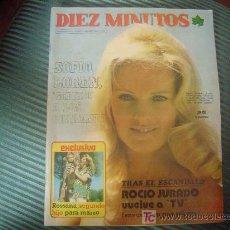 Coleccionismo de Revista Diez Minutos: REVISTA DIEZ MINUTOS. Lote 10809837