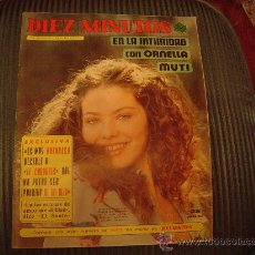 Coleccionismo de Revista Diez Minutos: REVISTA DIEZ MINUTOS. Lote 20452061