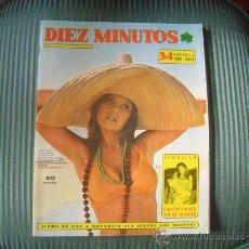 Coleccionismo de Revista Diez Minutos: REVISTA DIEZ MINUTOS. Lote 20444551