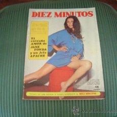 Coleccionismo de Revista Diez Minutos: REVISTA DIEZ MINUTOS.. Lote 21295044