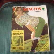 Coleccionismo de Revista Diez Minutos: REVISTA DIEZ MINUTOS. Lote 21809079