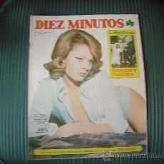 Coleccionismo de Revista Diez Minutos: REVISTA DIEZ MINUTOS. Lote 21159133