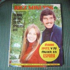 Coleccionismo de Revista Diez Minutos: REVISTA DIEZ MINUTOS. Lote 21295053