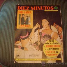 Coleccionismo de Revista Diez Minutos: REVISTA DIEZ MINUTOS. Lote 45775150