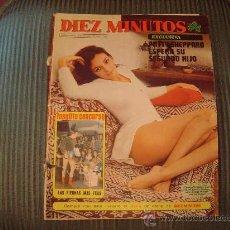 Coleccionismo de Revista Diez Minutos: REVISTA DIEZ MINUTOS. Lote 21201934