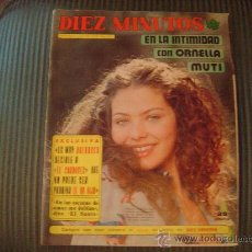 Coleccionismo de Revista Diez Minutos: REVISTA DIEZ MINUTOS. Lote 21201937