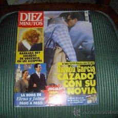 Coleccionismo de Revista Diez Minutos: REVISTA DIEZ MINUTOS.. Lote 21600433