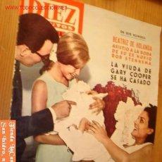 Coleccionismo de Revista Diez Minutos: REVISTA - DIEZ MINUTOS - Nº 673 - 18 JULIO AÑO 1964.. Lote 2371122
