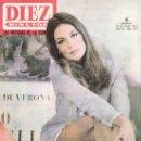 Coleccionismo de Revista Diez Minutos: DIEZ MINUTOS MARZO 1965 Nº 707-.PRECIO ORIGINAL 5 PESETAS.LAS NOTICIAS DE LA SEMANA. Lote 24895024