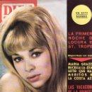 Coleccionismo de Revista Diez Minutos: DIEZ MINUTOS JULIO 1965 Nº 727-MARIELLE DARC EN PORTADA-AMENA Y COMPLETA INFORMACION DE LA SEMANA. Lote 24269941