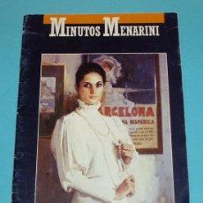 Coleccionismo de Revista Diez Minutos: REVISTA MINUTOS MENARINI. Nº 162. 1989. PINTOR REVELLO DE TORO. . Lote 25372536