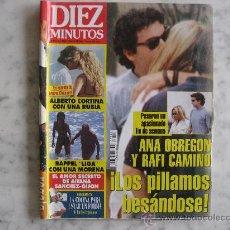 Coleccionismo de Revista Diez Minutos: DIEZ MINUTOS,RAFA CAMINO-MARTA SANCHEZ-PENELOPE CRUZ-ANDY GARCIA-BEATRIZ RICO-ROSARIO-MISTER ESPAÑA.. Lote 27268075
