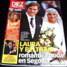 Coleccionismo de Revista Diez Minutos: DIEZ MINUTOS - REVISTA - NUM 2771 - 1 OCTUBRE 2004 . Lote 28230512