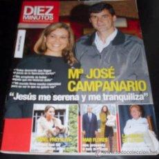 Coleccionismo de Revista Diez Minutos: REVISTA DIEZ MINUTOS - NUM 3108 - 16 MARZO 2011. Lote 28459374