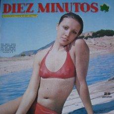 Coleccionismo de Revista Diez Minutos: 1974. DIEZ MINUTOS Nº 1202 ANA BELEN CRISTINA ONASSIS A MARBELLA. Lote 28720290