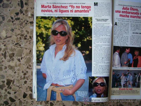 Coleccionismo de Revista Diez Minutos: DIEZ MINUTOS,RAFA CAMINO-MARTA SANCHEZ-PENELOPE CRUZ-ANDY GARCIA-BEATRIZ RICO-ROSARIO-MISTER ESPAÑA. - Foto 2 - 27268075