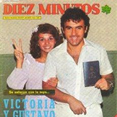Coleccionismo de Revista Diez Minutos: REVISTA DIEZ MINUTOS NUM 1355 AGOSTO 1977. Lote 31013632