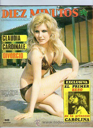 DIEZ MINUTOS Nº 1240-MARISOL-CLAUDIA CARDINALE-RAPHAEL-ROBERT DE NIRO-1975 * (Coleccionismo - Revistas y Periódicos Modernos (a partir de 1.940) - Revista Diez Minutos)