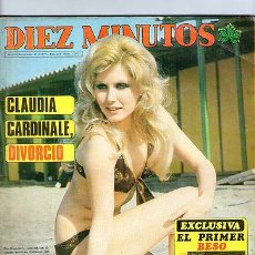 Coleccionismo de Revista Diez Minutos: DIEZ MINUTOS Nº 1240-MARISOL-CLAUDIA CARDINALE-RAPHAEL-ROBERT DE NIRO-1975 *. Lote 31954484