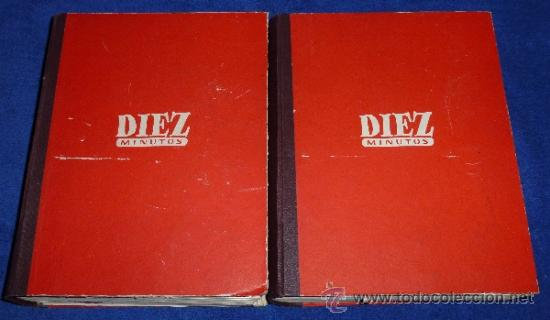 DIEZ MINUTOS - 1974 (Coleccionismo - Revistas y Periódicos Modernos (a partir de 1.940) - Revista Diez Minutos)