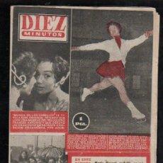 Coleccionismo de Revista Diez Minutos: REVISTA DIEZ MINUTOS - Nº 194. MAYO 1955. . Lote 32536210