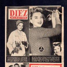 Coleccionismo de Revista Diez Minutos: REVISTA DIEZ MINUTOS. JUNIO 1957. NUM. 303. .. Lote 205195840
