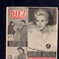 Coleccionismo de Revista Diez Minutos: REVISTA DIEZ MINUTOS. MAYO 1957. NUM. 300. .. Lote 32577676
