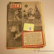 Coleccionismo de Revista Diez Minutos: DIEZ MINUTOS19532 €. Lote 33535614